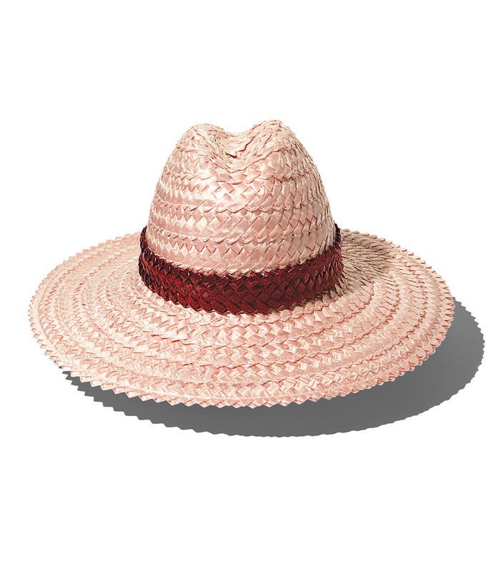 blush james hat
