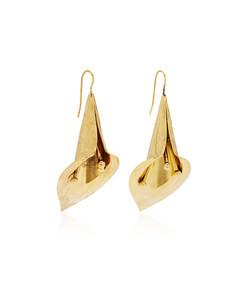 calla earrings