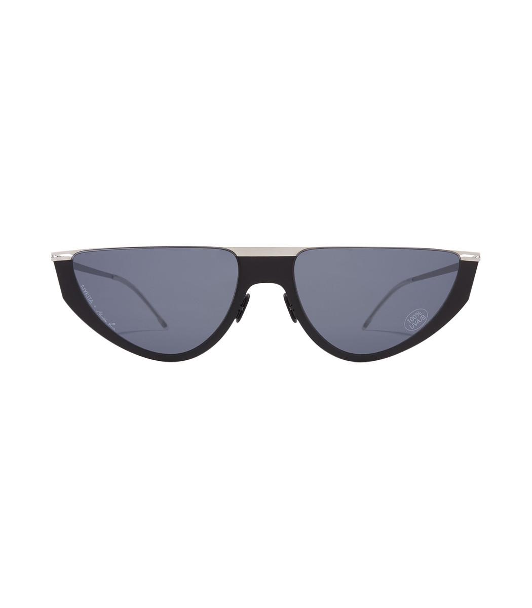 Mykita Black Rose Selina Sunglasses