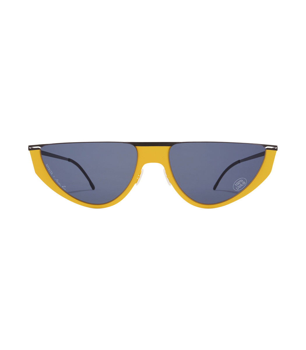 Mykita Yellow Rose Selina Sunglasses