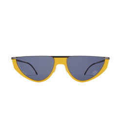 yellow rose selina sunglasses