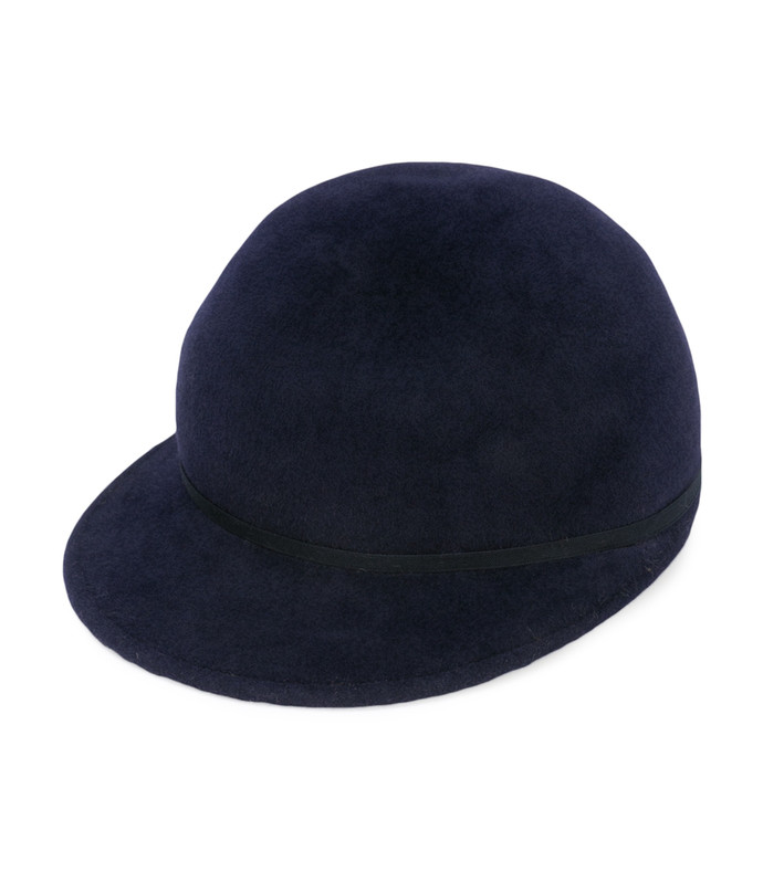 blue ana horse riding hat