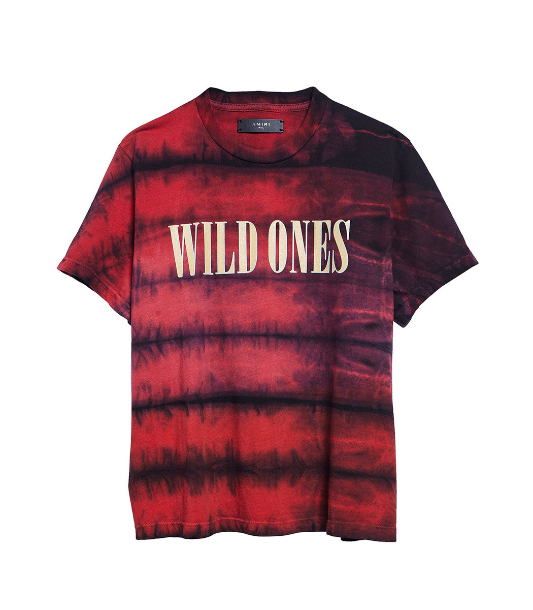 Amiri Wild Ones T-shirt