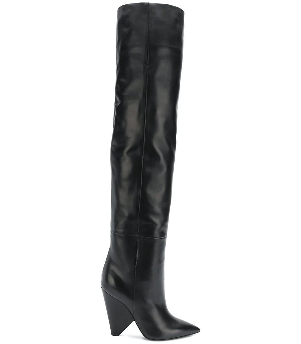 Black Niki Boot