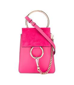 pink faye mini bag