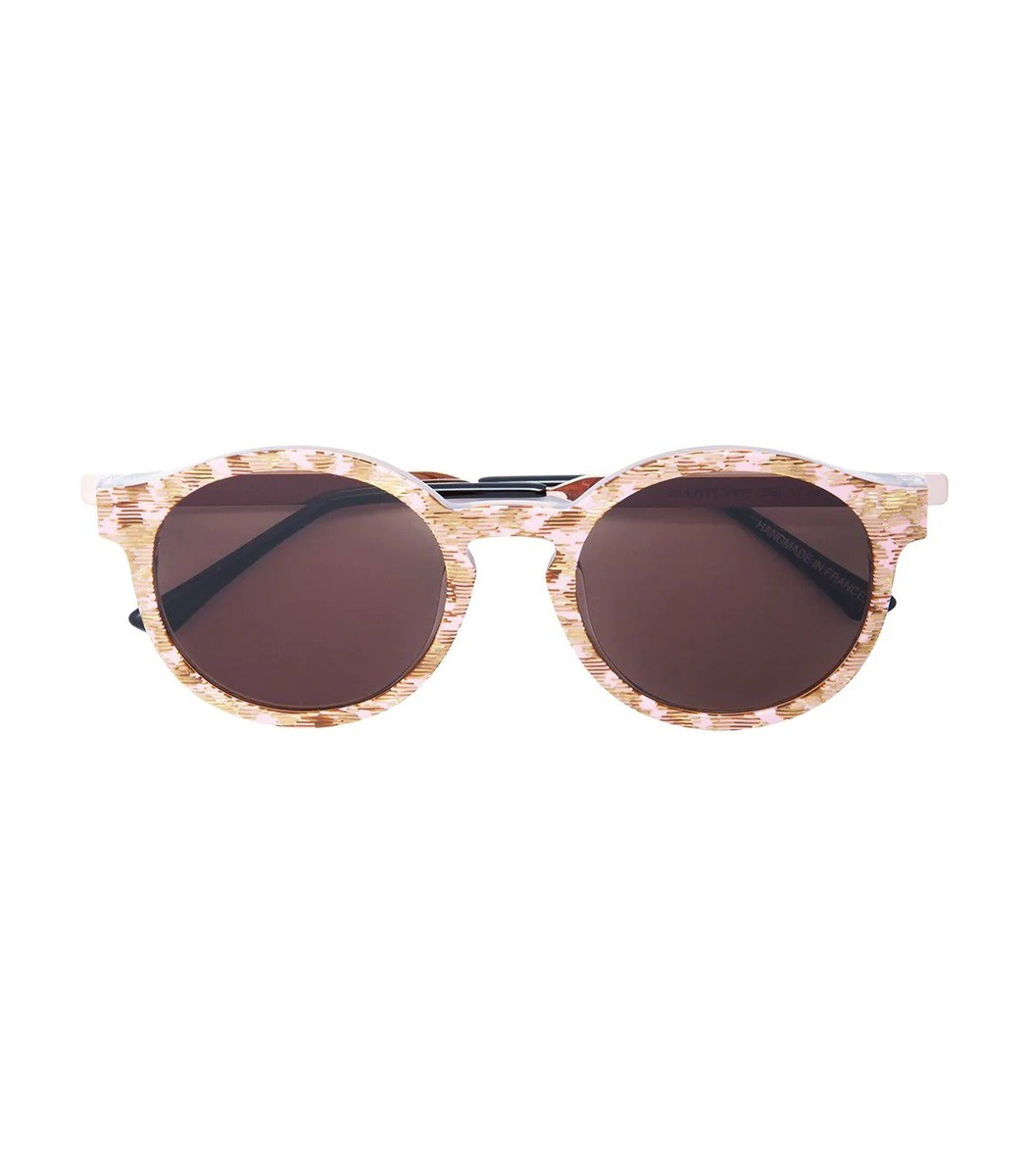 Thierry Lasry Silenty Round Sunglasses