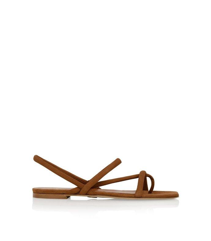 trieste sandal suede
