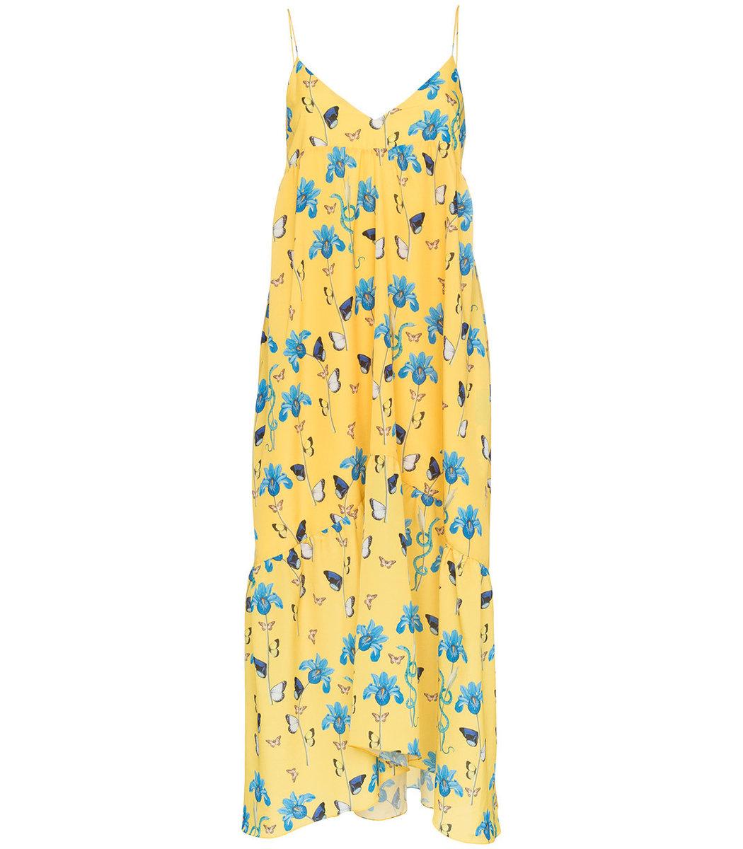 Borgo De Nor Anais Floral Print Dress
