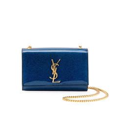 new kate monogram glitter handbag
