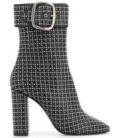 black joplin buckle boots