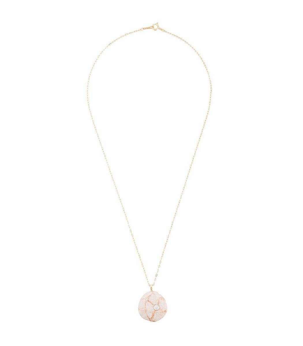 CVC STONES Gold Jumble Necklace