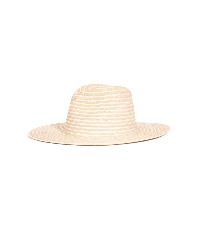 jeanne hat in natural/creme