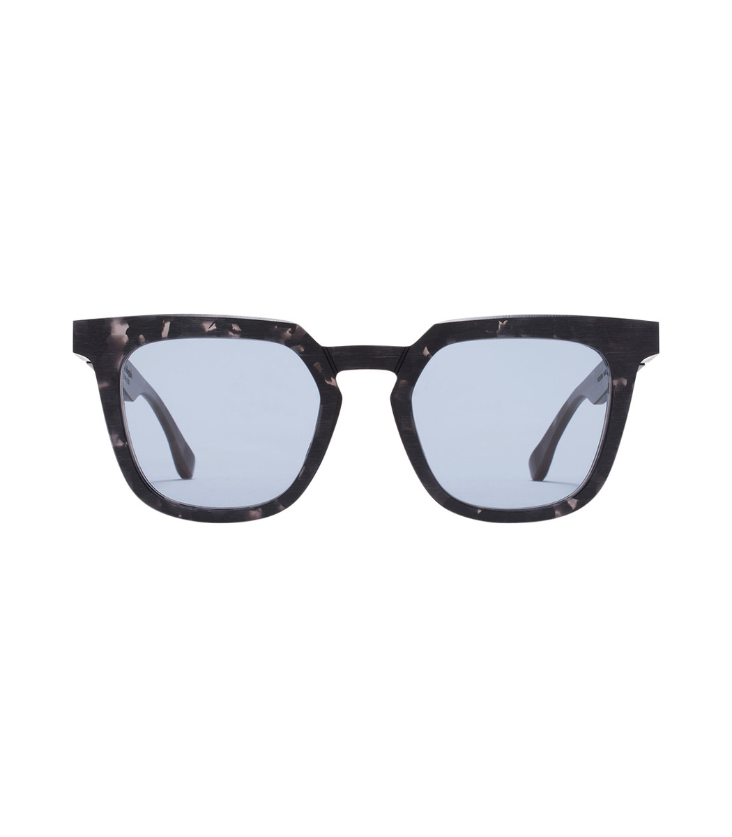 Mykita Black X Maison Margiela Havana Sunglasses