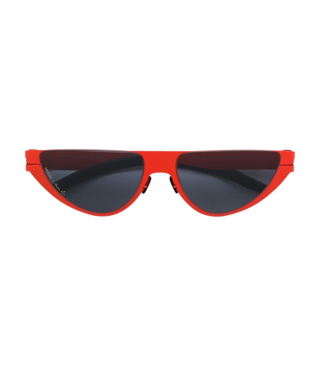 MYKITA Red X Martine Rose Kitt Cat Eye Sunglasses