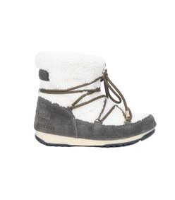 neutral curly mernillo fur boots