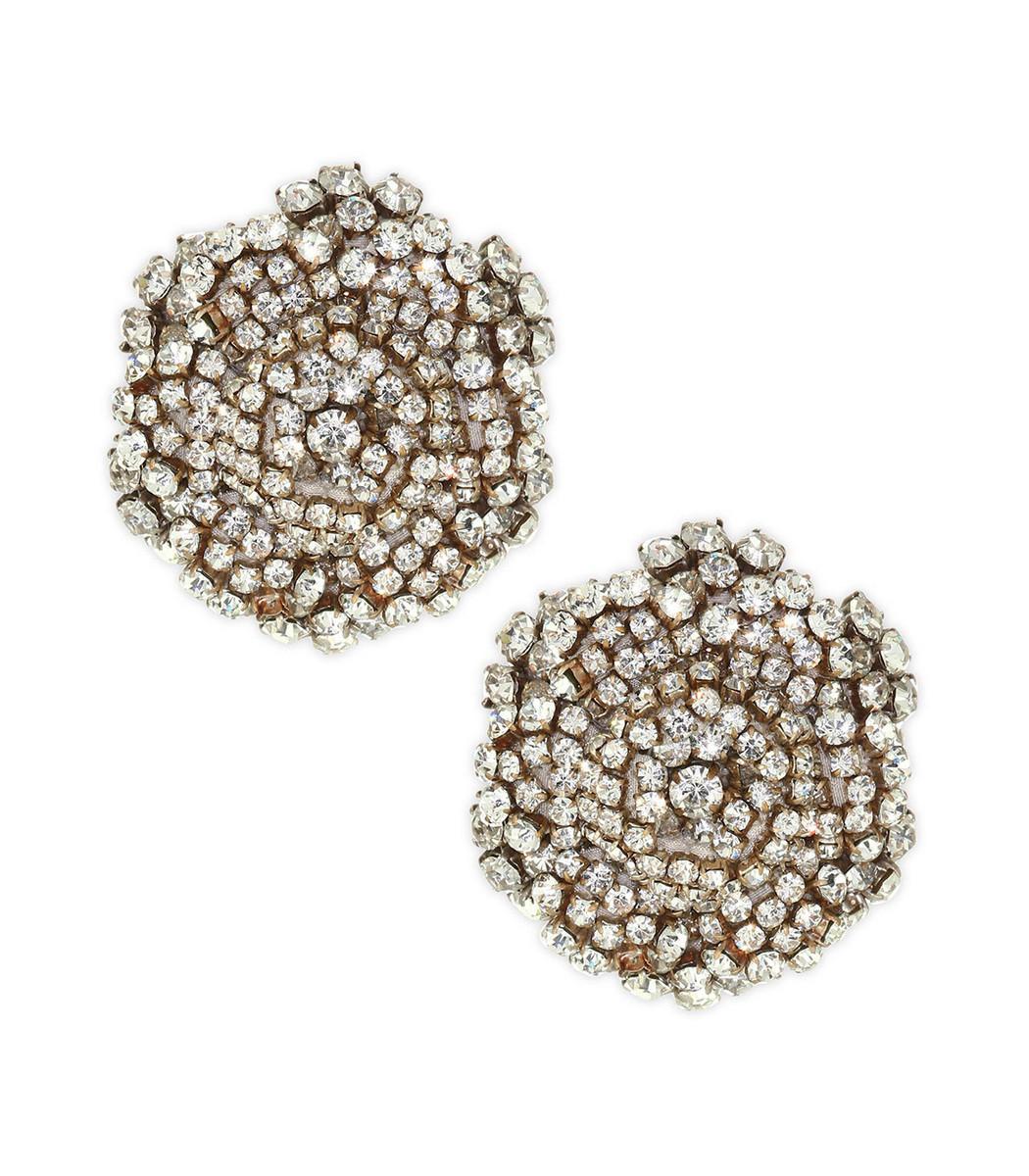 Rebecca De Ravenel Gold Ava Earrings