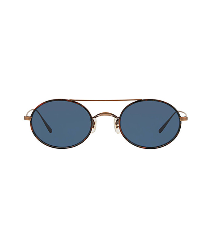 1ff819afce743 Oliver Peoples. Shai Round Sunglasses