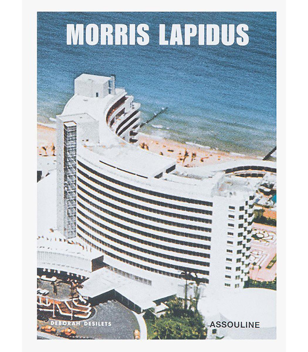ASSOULINE Morris Lapidus Book in N/A