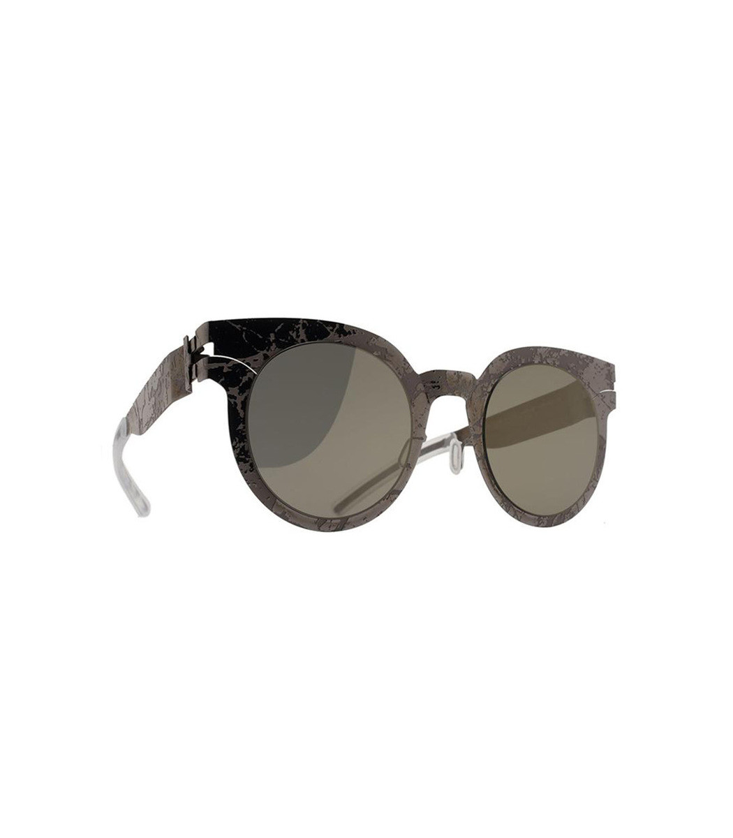 Mykita Black X Maison Margiela 'Transfer' Sunglasses