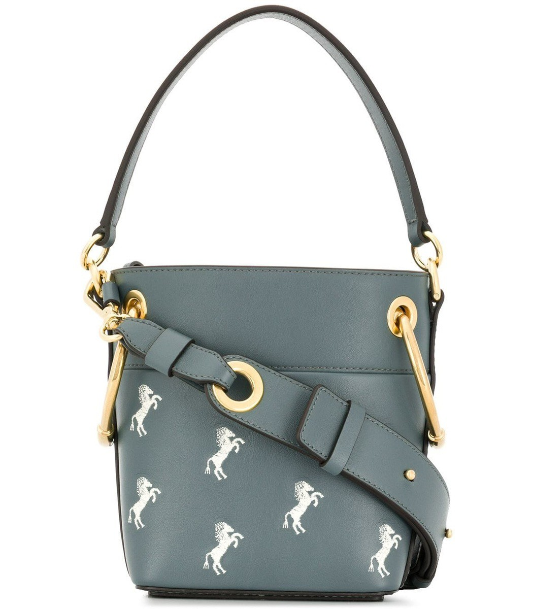 Roy Horse Bucket Bag by Chloé
