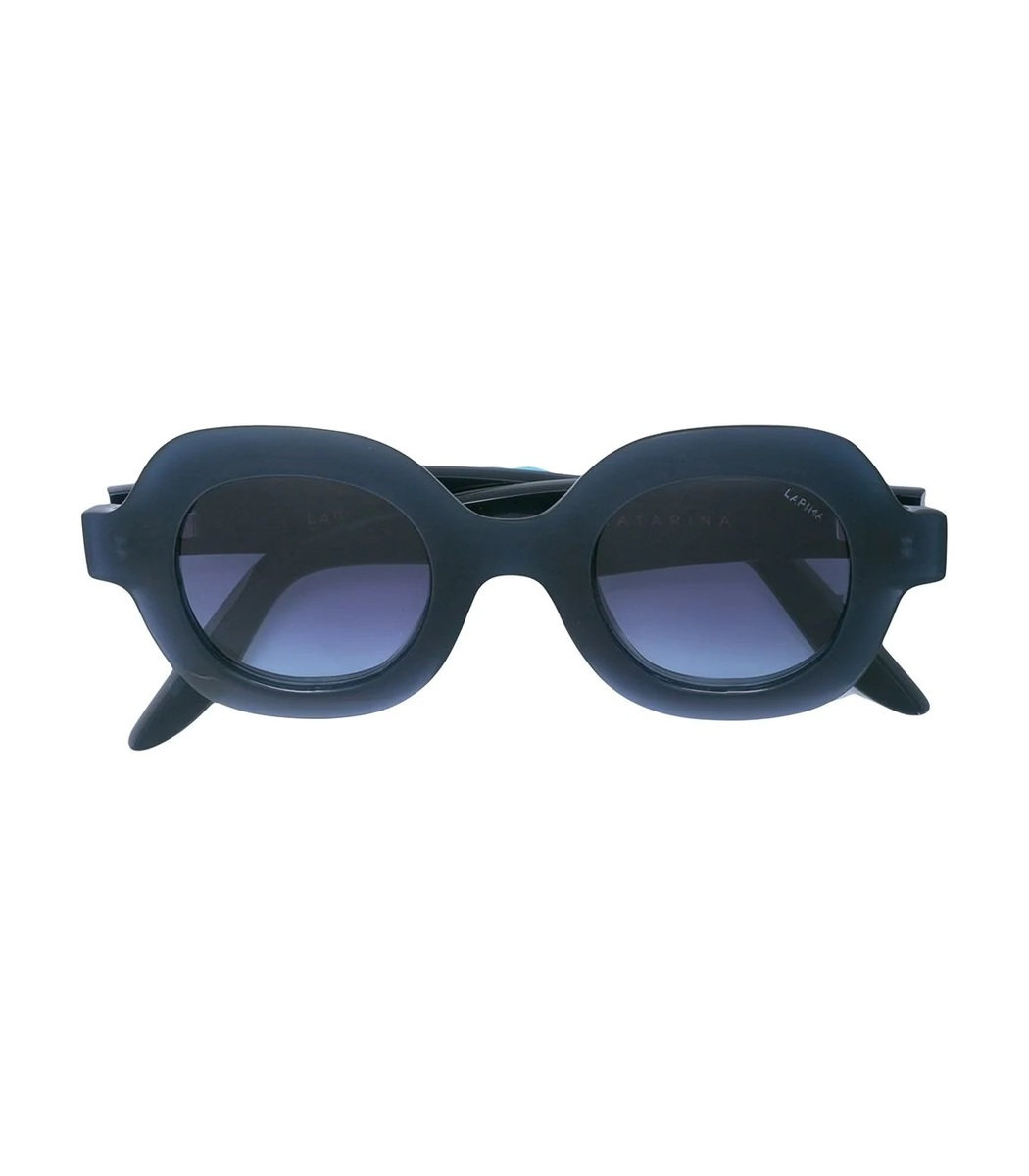 2503dc5029 Lapima Catarina Sunglasses In Blue Black