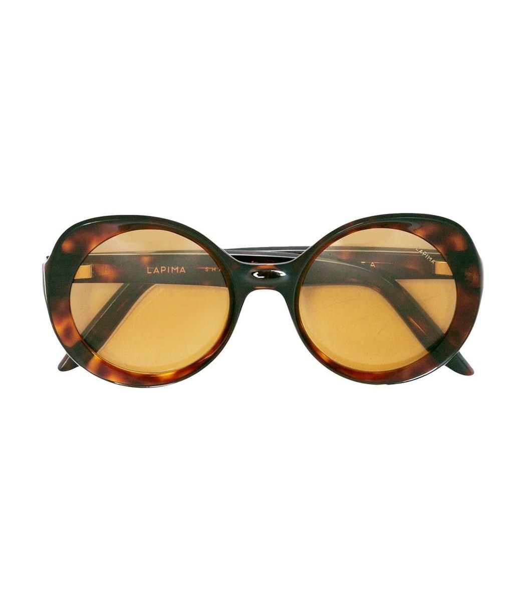 LAPIMA Tortoise Carlota Sunglasses