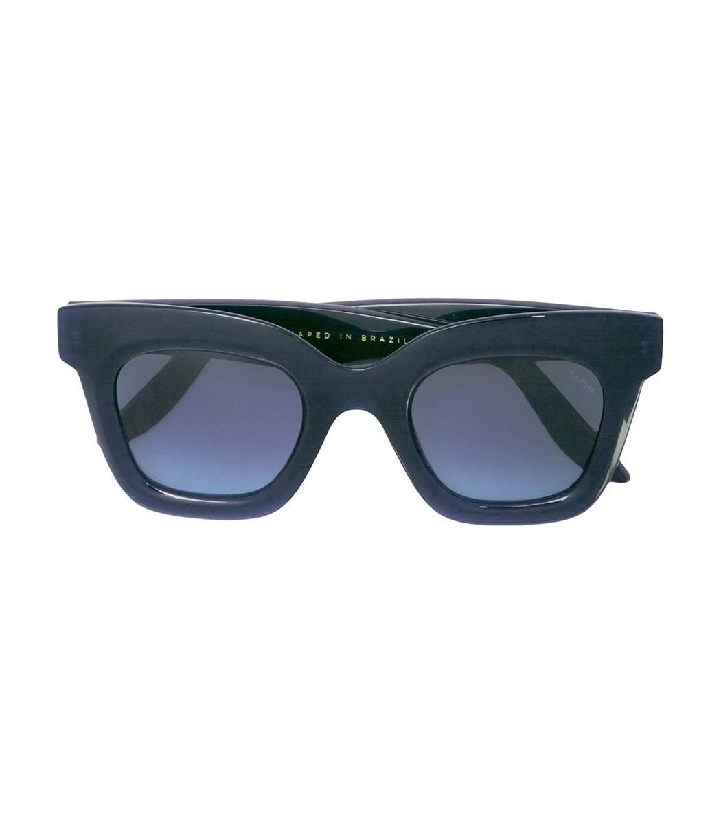 LAPIMA Lisa Sunglasses in Black