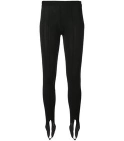 skinny stirrup trousers