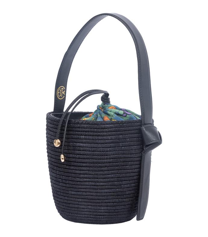 black x cesta collective lunchpail bag