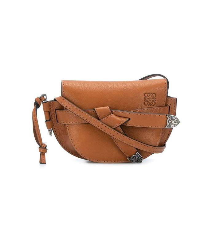gate western mini bag