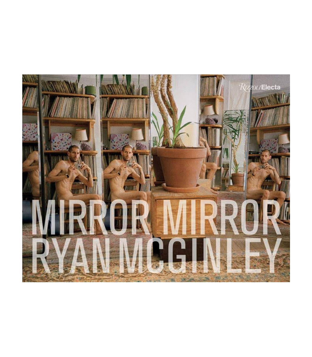 RIZZOLI Mirror Mirror in Brown