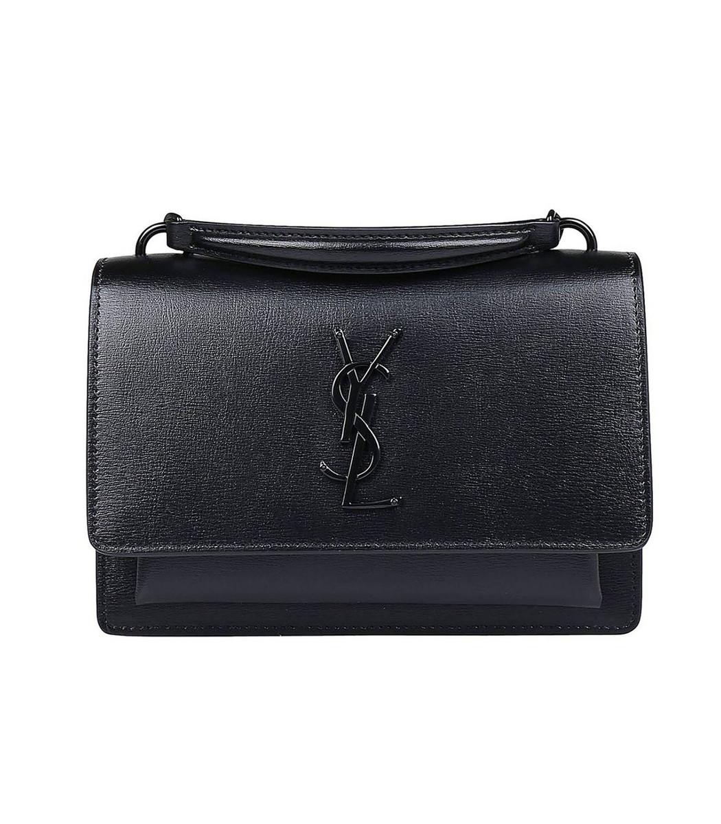49218bb0e935 Saint Laurent YSL Small Sunset Monogram Bag - ShopBAZAAR