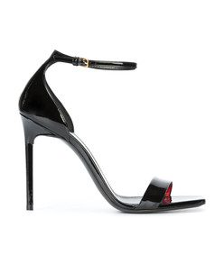 jane 105 patent strappy heels