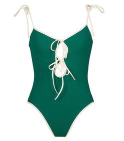 layla swimsuit in alpine