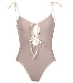 layla swimsuit in quartz