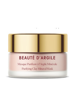 beaute d'argile purifying clay mineral mask