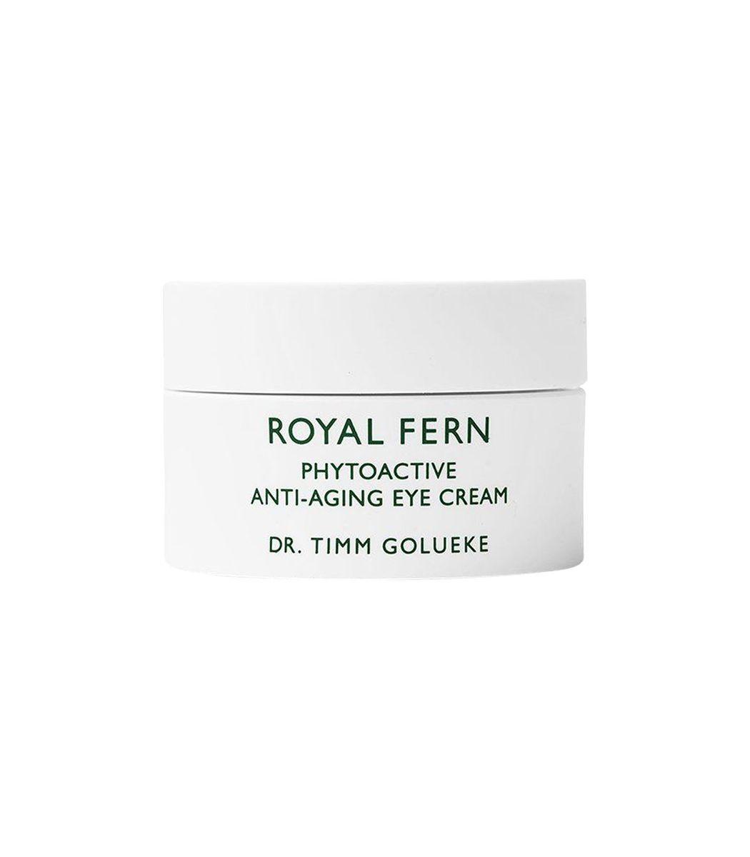 Royal Fern Phytoactive Anti-aging Eye Cream In White