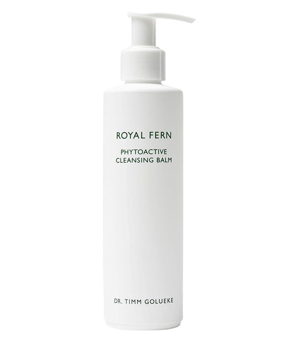 Royal Fern Phytoactive Cleansing Balm In White