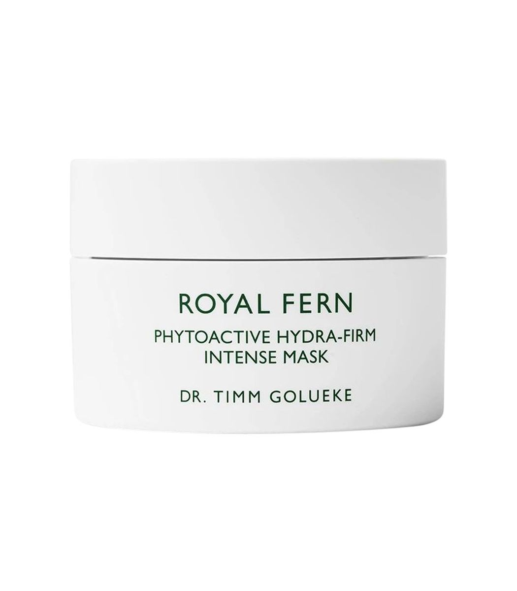 Royal Fern Hydra Firm Intense Mask, 50ml In White