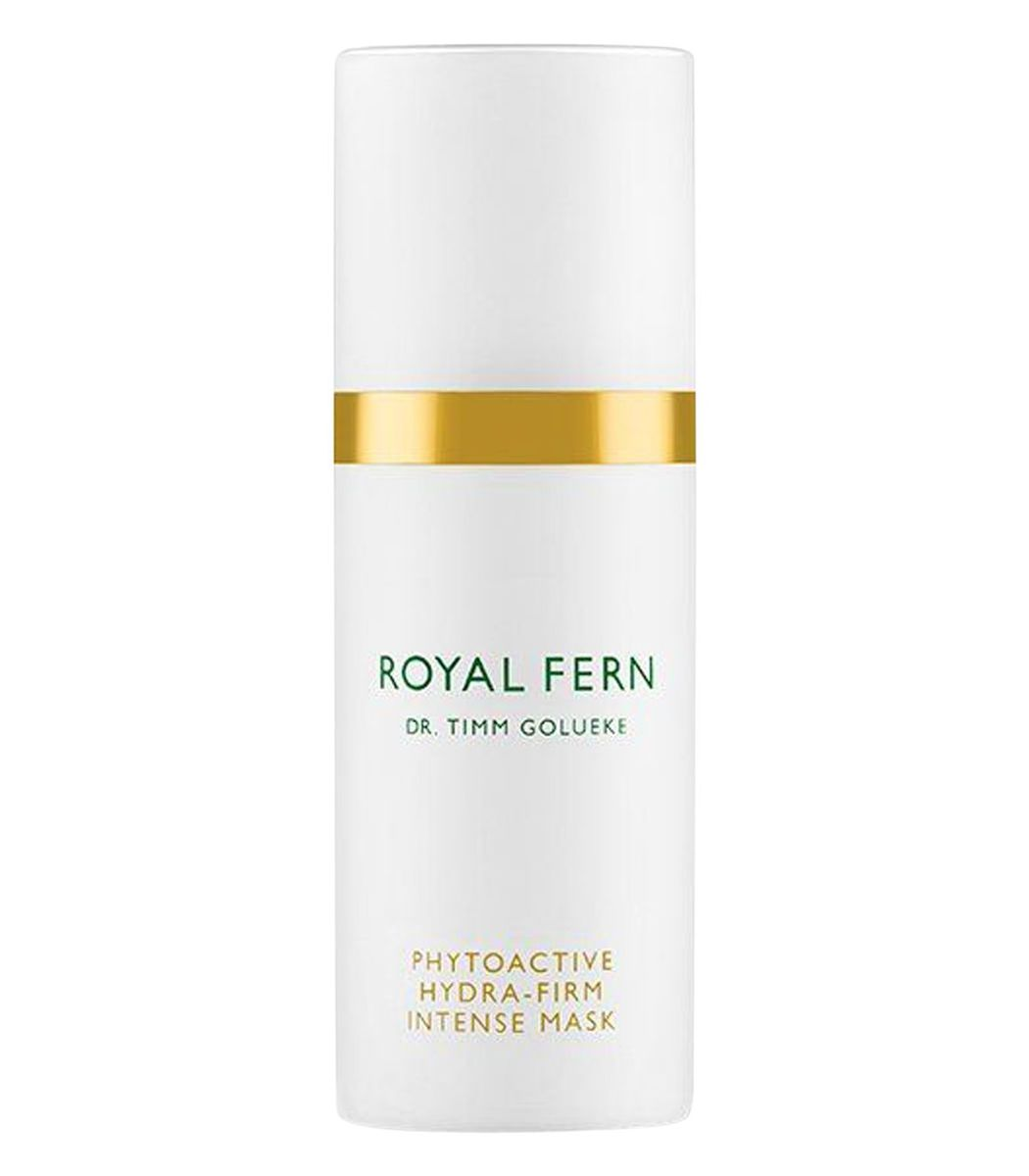 Royal Fern Hydra Firm Intense Mask, 30ml In White