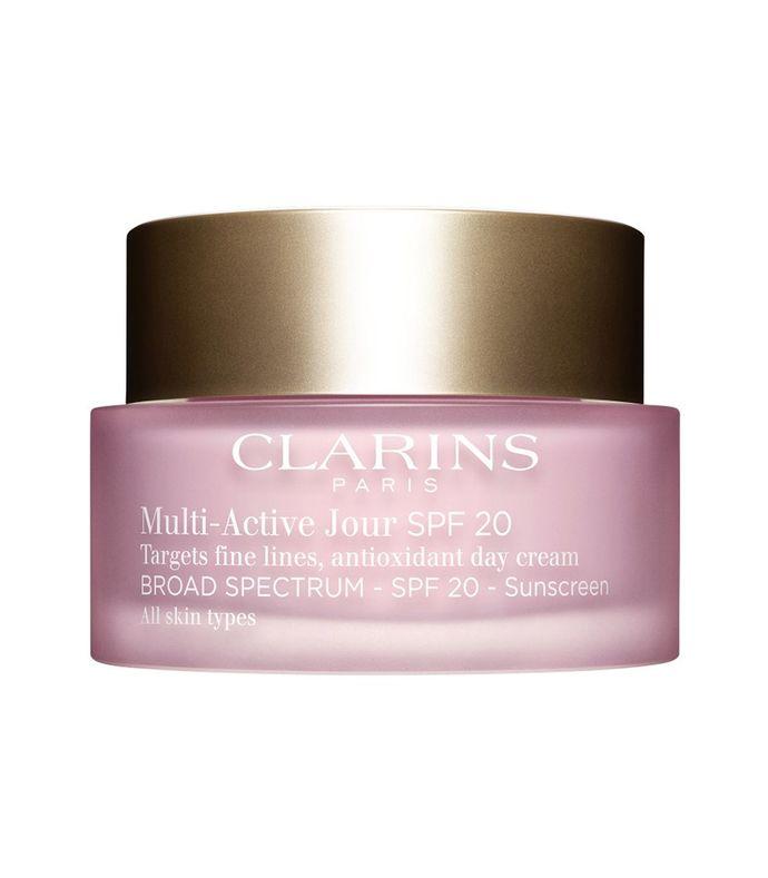 multi-active day cream spf 20