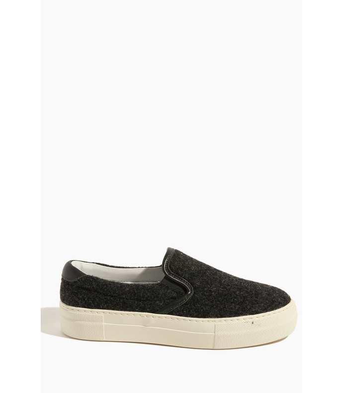 fargo sneaker in wooly charcoal