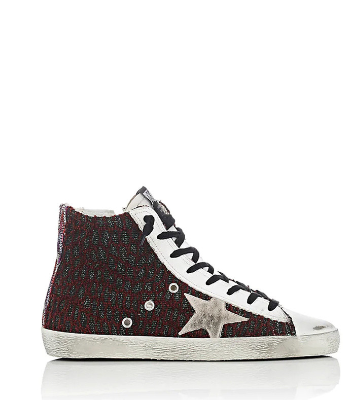 18e641c2fa6b Golden Goose. Francy Leather Sneakers