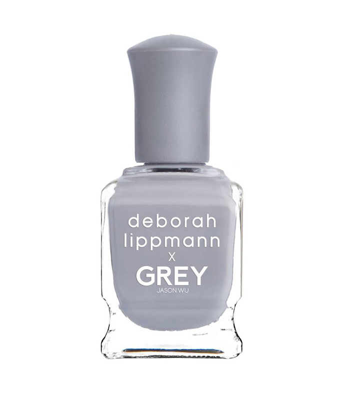 grey day nail polish