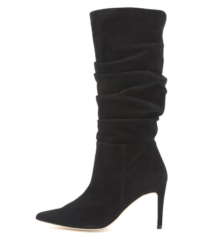 lucy boot in black