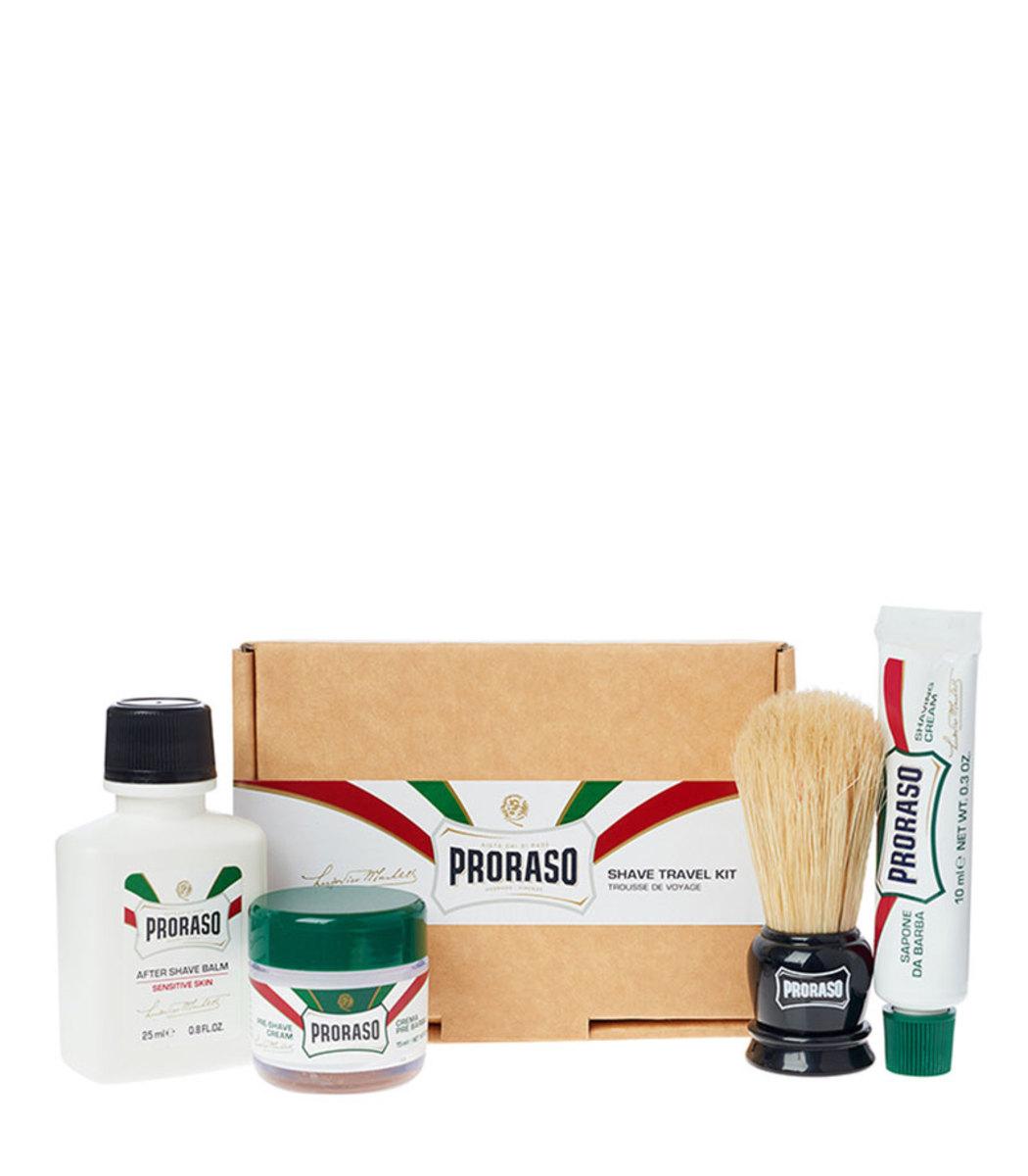 Proraso Travel Shaving Kit In N/a