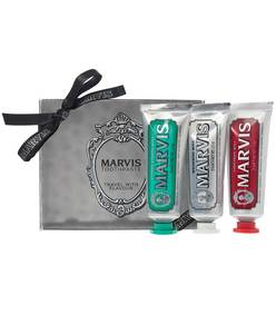 marvis' travel with flavour set
