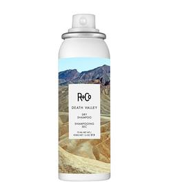 death valley dry shampoo  travel