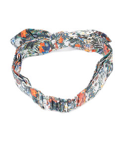multicolor printed hairband