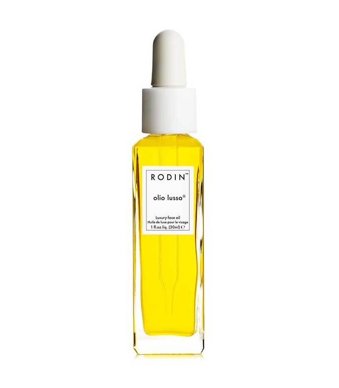 luxury face oil